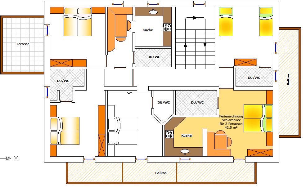 "appartamento ""schlernblick"" › marxhof.it"