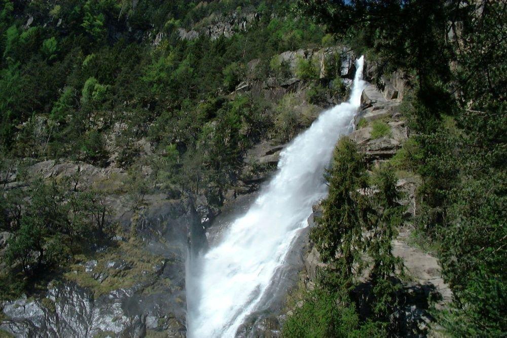 Naturdenkmal Barbianer Wasserfall
