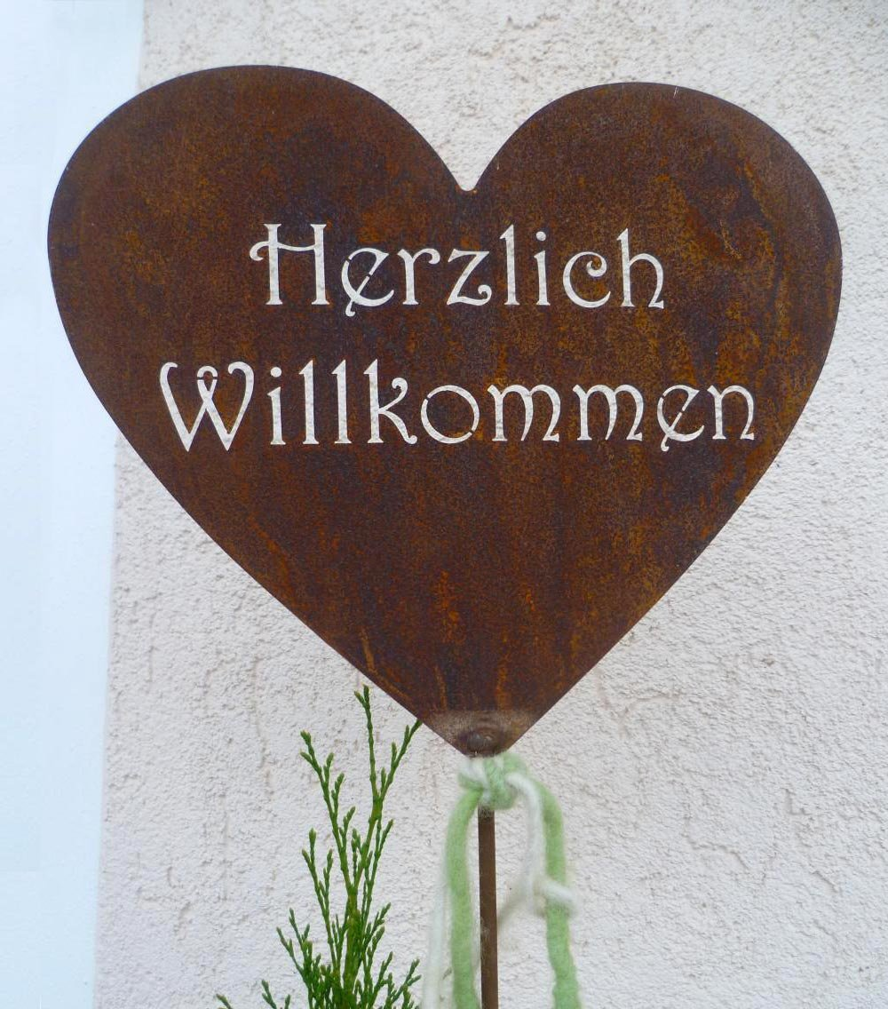 Herzlich Wilkommen - Benvenuto - Welcome