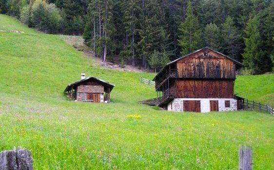 Zu den beliebtesten Ausflugszielen im Sommer gehört unsere eigene Almhütte